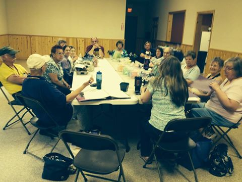 Great meeting today 6-13-15 Four new members!!!!! Lots of discussion! Fall Sale. Elections. Great energy!